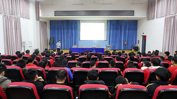 教师公开课,罗志育,郑州北方汽车学校
