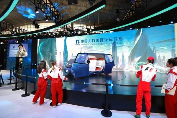郑州北方学校——国家紧缺型汽车技能人才培养基地