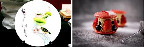 西点裱花、果酱画、面塑、雕刻技术教师手把手指导