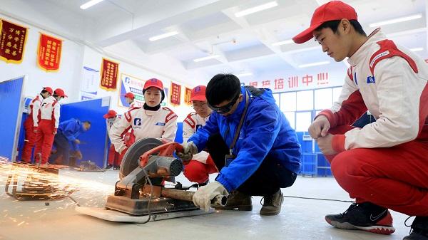 郑州北方焊工学校