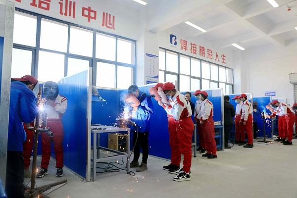 郑州电焊学校